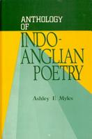 Anthology of Indo Anglian Poetry PDF