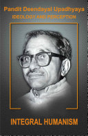 Pt. Deendayal Upadhyay Ideology and Preception  - Part - 2
