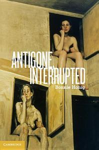 Antigone  Interrupted Book