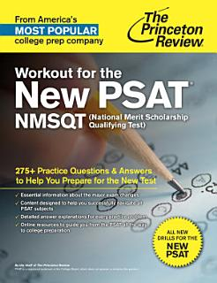 Workout for the New PSAT NMSQT Book