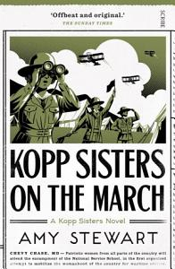 Kopp Sisters on the March Book
