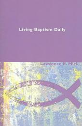 Living Baptism Daily
