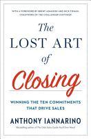 The Lost Art of Closing PDF