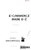E commerce Made E Z PDF