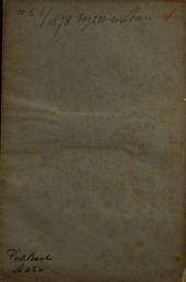 De Ciceronis oratione agrario secunda: Volume 1