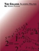 The College Algebra Helper PDF