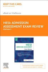 Admission Assessment Exam Review E Book Book PDF