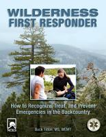 Wilderness First Responder PDF