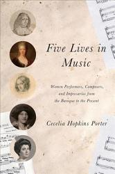 Five Lives In Music Book PDF