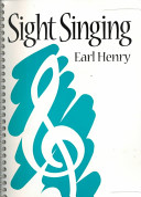 Sight Singing Book PDF