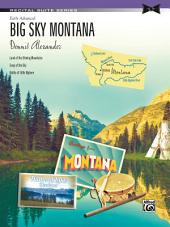 Big Sky Montana: Early Advanced Piano Suite