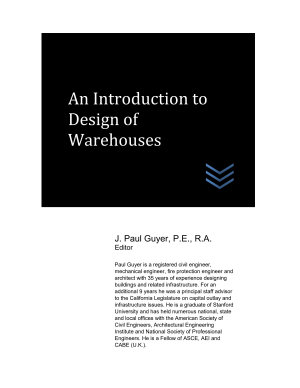 An Introduction to Design of Warehouses PDF