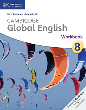 Cambridge Global English Stage 8 Workbook PDF