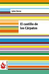 El castillo de los Cárpatos (low cost). Edición limitada