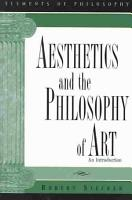 Aesthetics and the Philosophy of Art PDF