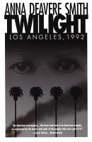 Twilight  Los Angeles  1992 PDF