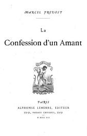 La confession d'un amant