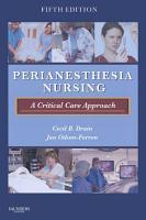 PeriAnesthesia Nursing PDF
