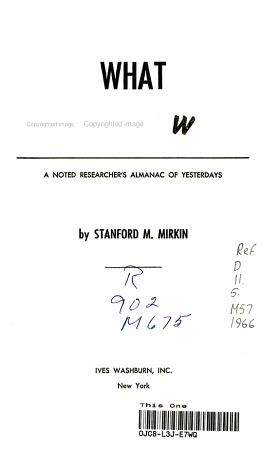 What Happened When PDF