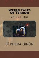 Weird Tales of Terror PDF