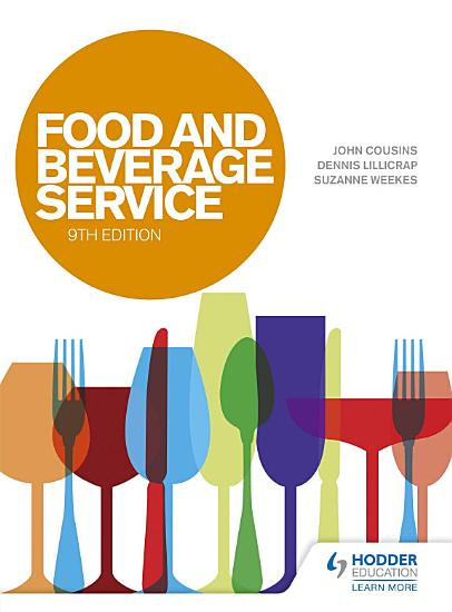 Food and Beverage Service  9th Edition PDF