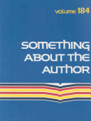 Something about the Author Volume 184 PDF