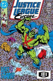 Justice League Europe (1989-) #28