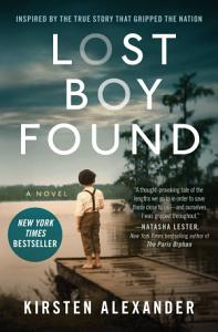Lost Boy Found Book