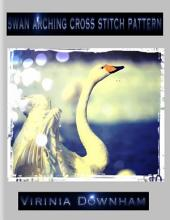 Swan Arching Cross Stitch Pattern