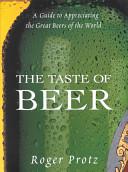 The Taste of Beer Book