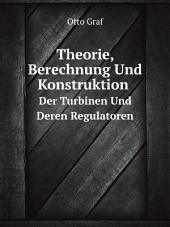 Theorie, Berechnung Und Konstruktion