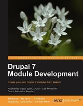 Drupal 7 Module Development