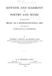 Comparative Aesthetics: Rhythm and harmony in poetry and music. 1895