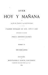 Hoy, ó, La sociedad del vapor en 1850
