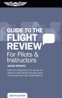 Guide to the Flight Review for Pilots   Instructors