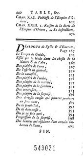 Œuvres de Monsieur de Montesquieu..: Considérations sur les causes de la grandeur des romains, et de leur cadence