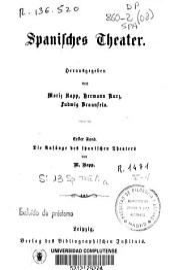 Spanisches Theater: Die Anfänge des Spanischen Theaters ; Cervantes' Zwischenspiele, Bände 1-2