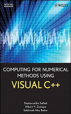 Computing for Numerical Methods Using Visual C   PDF