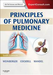 Principles of Pulmonary Medicine: Edition 6