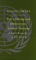 For a Strong and Democratic United Nations PDF