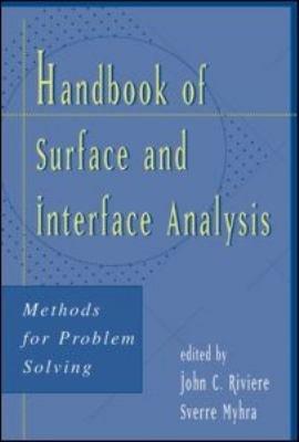 Handbook of Surface and Interface Analysis PDF