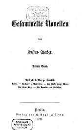Gesammelte Novellen: in 3 Bänden, Band 3