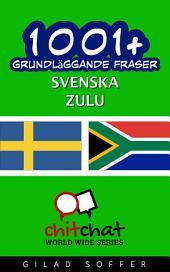1001+ grundläggande fraser svenska - Zulu