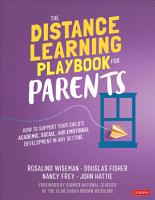 The Distance Learning Playbook for Parents PDF