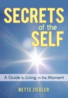 Secrets of the Self PDF