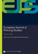 Policing European Metropolises PDF