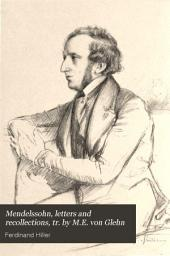 Mendelssohn: Letters and Recollections