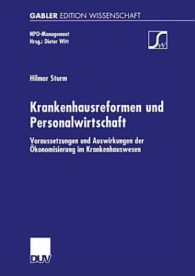 Krankenhausreformen und Personalwirtschaft PDF