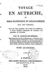 Voyage en Autriche, ou essai statistique et géographique sur cet empire ...
