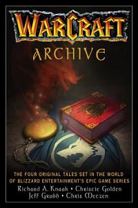 WarCraft Archive Book